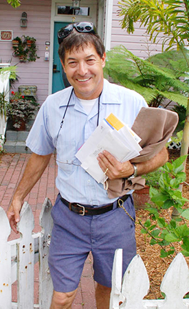 A letter carrier