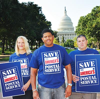 Save America's Postal Service