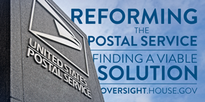 Rolando testifies before House committee hearing on postal reform