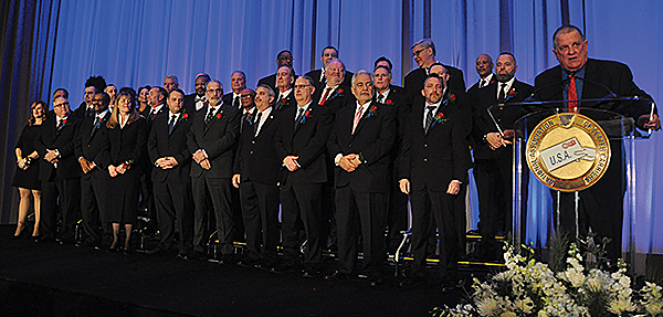 NALC national officers